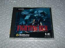 Fighting Run (NEW) ( PC Engine / TurboGrafx-16 )