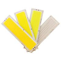 2Pcs COB Chip 10W LED Light Board Lamp Rectangle Light Source Lamp Bulb