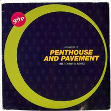 """Heaven 17 - Penthouse And Pavement (The Tommy D Remix) - 7"""" Record Single"""