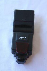 SIGMA Electronic Flash EF-530DG ST EO-ETTL II For Canon
