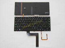 CA Backlit Canadian Clavier Keyboard for Acer Aspire M5-481 M5-481T M5-481PTG
