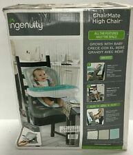 Ingenuity Baby Toddler ChairMate High Chair Booster Seat Benson 10526 4M-5Y