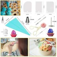 73pcs Cupcake Cake Fondant tool Decorating Kit Baking Kit Tools Set Supplies
