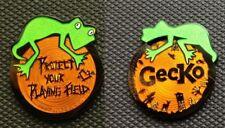 GecKo Geocoin - Black Gecko LE 210