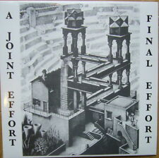 a joint effort - final effort  CD