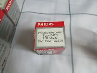 PHILIPS 6432 PROJECTOR LAMP 15 VOLT 150 W