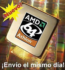 AMD Athlon 64 Bits 3200+ CPU SOCKET 754  - ¡ Pasta térmica incluida !