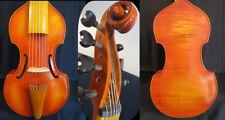 "Broque style SONG Brand excellent Maestro 7 strings 15"" viola da gamba #12452"