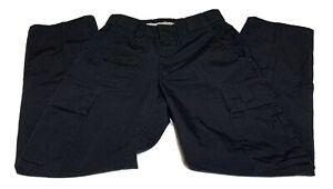 Horace Small VF Imagewear Mens Cargo Uniform Pants Measures 30x30 Black