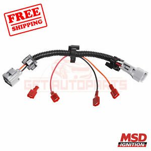 MSD Engine Wiring Harness for Jeep TJ 1998-1999