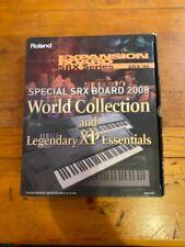 Roland SRX-96 - Special SRX Board 2008 - World Collection & XP Essentials