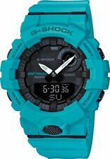 CASIO G-SHOCK GBA-800-2A2ER EN AZUL CON BLUETOOTH Y STEP TRACKER