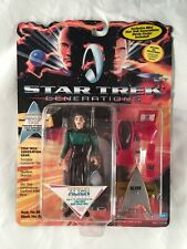 Deanna Troi 1994 Vintage Star Trek Generations Action Figure NEW Playmates MOC
