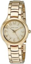 Anne Klein Watch * 2008IVGB Elegant Gold Steel Women COD PayPal Ivanandsophia