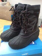 mens campri snow boots size uk 7 brand new unworn Boxed