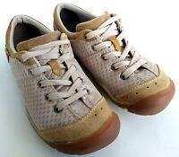 KEEN Mercer Lace II CNX 1012360 Womens Size 8 Latte Trekker Trail Hiking Shoes