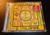 "New! MICHAEL CARD ""Soul Anchor"" (CD 2000) Myrrh 10-Tracks ***SEALED*** sryb"