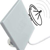 Directional WiFi Extender Antenna Panel 2.4 GHz 14dbi High Gain Long Range