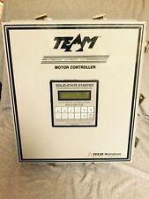 TECO-Westinghouse TEAM Solid State Soft Motor Starter, FLA Rating 100