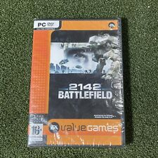 Battlefield 2142 (PC, 2008) Classic First Person Shooter Computer Game SEALED