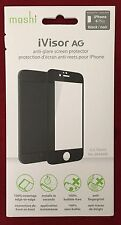 Moshi Black AG iVisor Screen Protector fits iPhone 6 Plus / 6s Plus - Retail $30