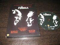 La Formula DVD Marlon Brando George C.Scott Marthe Keller