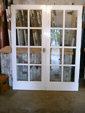"""french windows double patio doors 79"""" x 64"""" no.1536/courier option"""