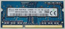 4GB Notebook RAM DDR3L SO-DIMM 1600MHz