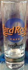 "Hard Rock Cafe SKYDOME TORONTO 4"" SHOT GLASS Pre-Unification HRC Logo ""BANAWE"""