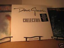 DAVE GRUSIN SEALED RARE ORIGINAL GRP LABEL RELEASES 3 DIGITIAL MASTERS LP SET