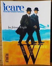 ICARE N°147 Aviation - Les Frères Orville Wilbur WRIGHT