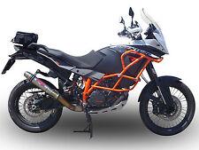 SILENCIEUX GPR DEEPTONE INOX KTM LC8 ADVENTURE 1050 2015-
