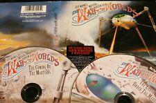 JEFF WAYNE / THE WAR OF THE WORLDS - 2 SACD's - Remastered - Digipack