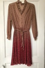 Vintage 70s PCF Petites Styled By HAL FERMAN Dress