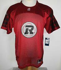 Reebok OTTAWA REDBLACKS CFL Official Licensed Boys Jersey XL