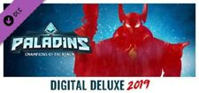 Paladins : Digital Deluxe Edition 2019 - 50% Off!