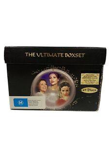Charmed Ultimate Boxset (DVD, 2008, 49-Disc Set) Rated M Reg 4