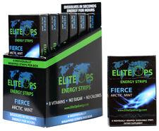 ELITE OPS ENERGY STRIPS / 48 STRIPS (Counter Unit) - FIERCE MINT