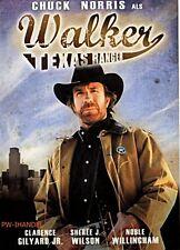 Walker, Texas Ranger 1-3 Trilogy mit Chuck Norris, Clarence Gilyard Jr. NEU OVP