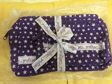 Girl2Go Cosmetic Bag & Wash Bag Gift Set (purple) New