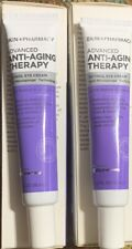 2 Lot Of Advanced Anti-Aging Therapy Retinol Eye Cream New In Box