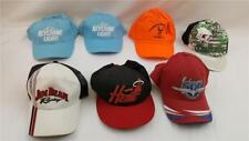 Lot of 7 Men's Hats//Caps  Racing, Beer, Sports, Hunting, Skull