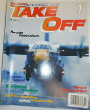 Take Off Magazine Hercules Flying Colours Hijack 2 Vol.1 No.7 041015R