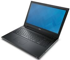 "NEW DELL 15.6"" QUAD CORE 2.40GHz 4GB 1TB HD DVD-RW WINDOWS 7 PRO LAPTOP +OFFICE"