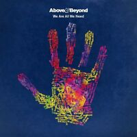 ABOVE & BEYOND-WE ARE ALL WE NEED-JAPAN CD E25