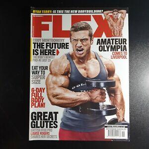 Flex Magazine November 2015 (292) Cody Montgomery