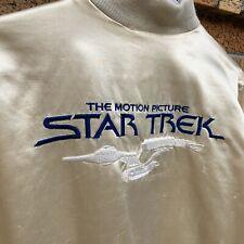 Star Trek Special Effects Crew Satin Jacket