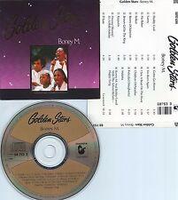 BONEY M-GOLDEN STARS-INTERNATIONAL-CLUB EDITION-GERMANY-HANSA REC.68 753 3-CD-M-