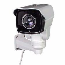 1080P 2MP 10X Zoom PTZ  Day/Night Outdoor Waterproof IP Camera PoE 8G memory