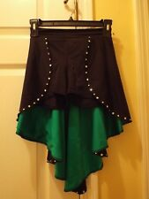 Kelle Dance Shorts With Cape Attached Size Large Child K5T4